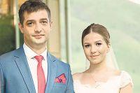 Тимур Леонов и Олеся Чалик, Владикавказ.
