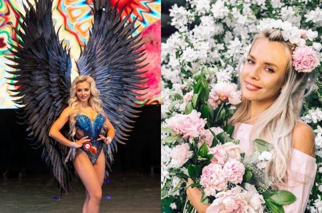 Молодая мама двоих детей Валерия Тулаева участвовала в конкурсе впервые, и сразу завоевала корону.