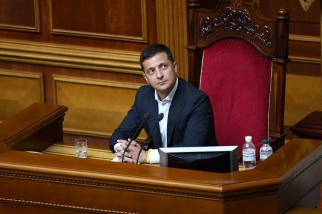 Зеленский уволил глав ОГА трех областей