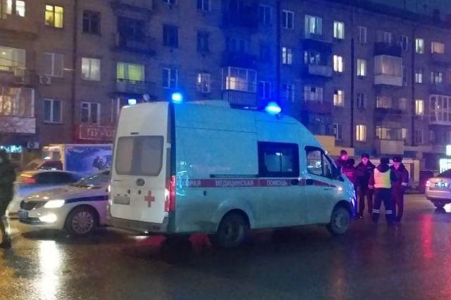 На ул. Титова произошло ДТП со смертельным исходом.