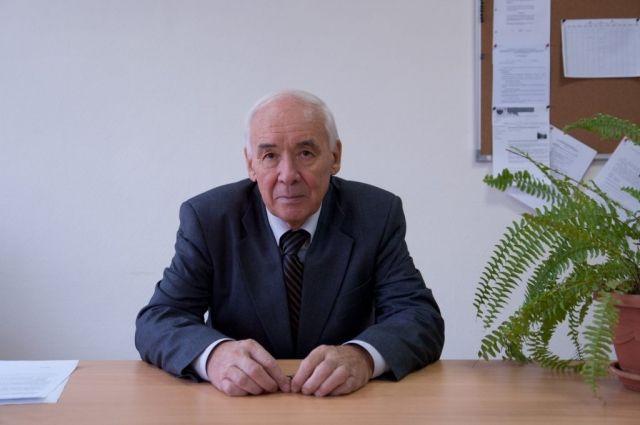 В Тюмени на 81 году жизни скончался профессор Дмитрий Бабичев