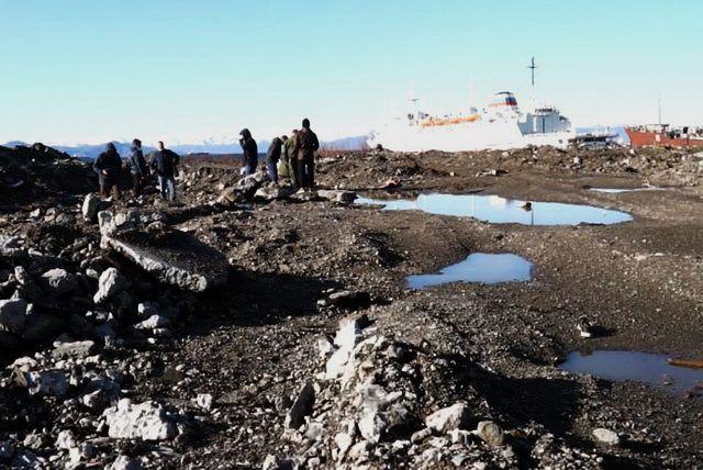 Тело мальчика нашли в промзоне морского порта