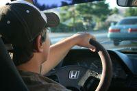 В автоаварии с пьяным водителем пострадала девушка