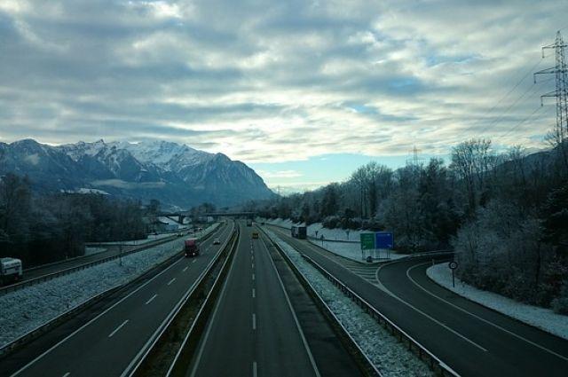 Также на дорогах возможны отложения мокрого снега.