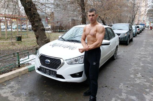 Алексей Загороднов завоевал главный приз проекта - автомобиль.