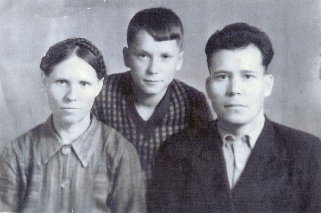 Лидия и Василий Бурлаковы – основатели династии.