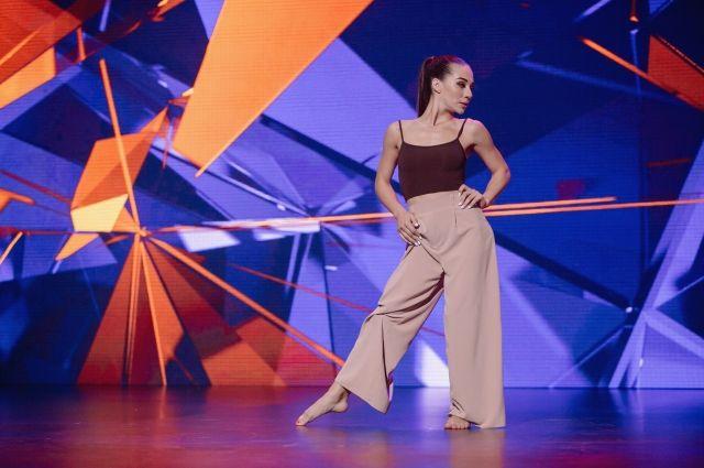 Одна из участниц шоу - Виолетта Попова из города Сочи.