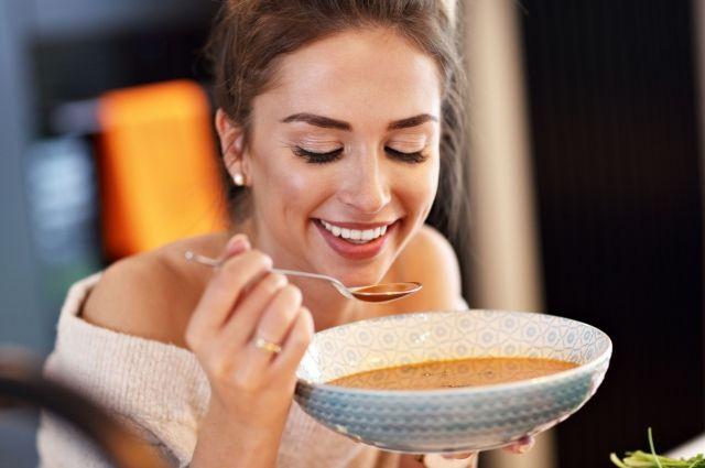 Суп – прекрасное блюдо, содержащее множество полезных ингредиентов.