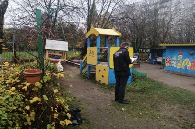 В детском саду Калининграда погиб ребенок