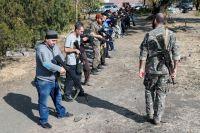 Армянские военные добровольцы.