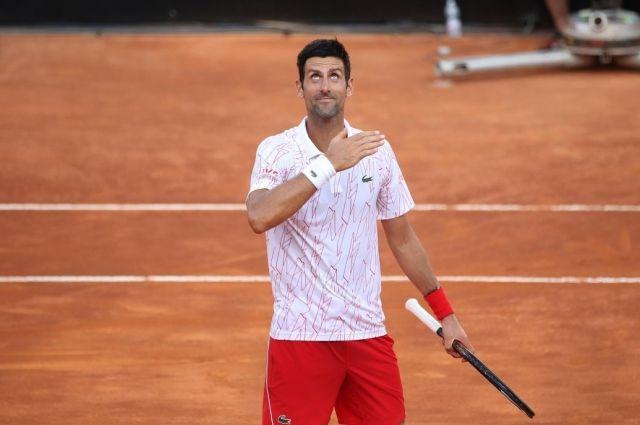 Джокович повторил рекорд одного из самых легендарных теннисистов