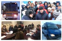 В Салехарде вводят новый автобусный маршрут до дачников ДНТ «Север»