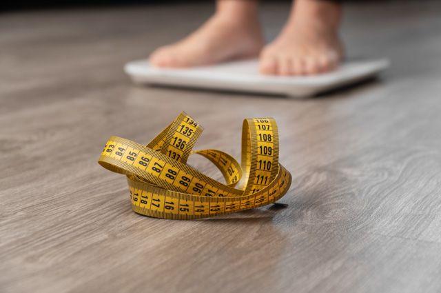 Как похудеть на 20 килограммов?