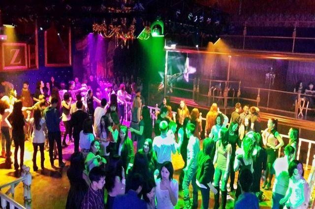 Ночные клубы г владивостоке все клубы лабрадоров в москве