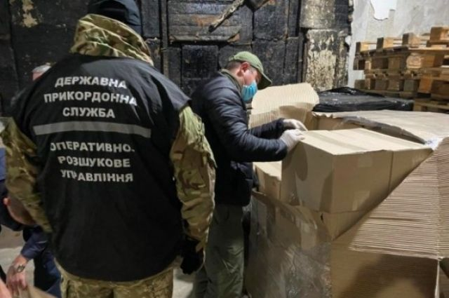 В Донецкой области изъяли контрафактную продукцию на 13,5 млн грн