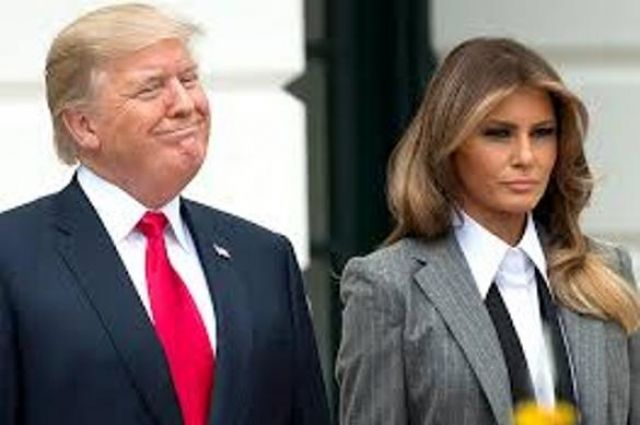 Мелания Трамп собирается разводиться
