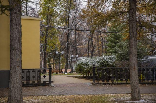В Новосибирске ожидается дождь, переходящий в мокрый снег.