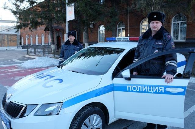 Госавтоинспекция Новосибирска проведет рейд.