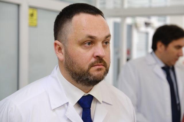 Андрей Корыткин рассказал, что НИИТО готов к приему ковидных пациентов.