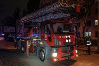 В студенческом общежитии Киева вспыхнул пожар: эвакуированы 120 человек