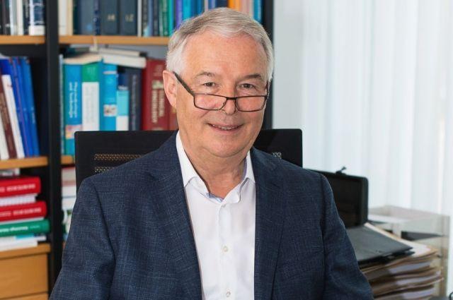 Руководитель Центра онкологической медицины в немецком городе Фрайбурге Клеменс Унгер.