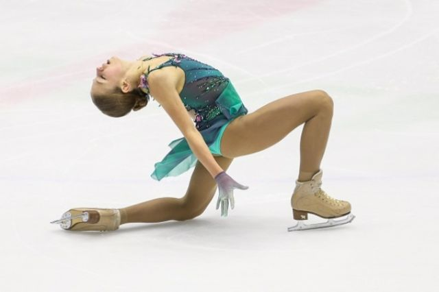 Александра Трусова набрала 248,63 балла
