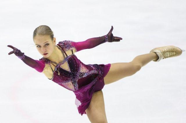 Трусова выиграла этап Кубка России в Казани.