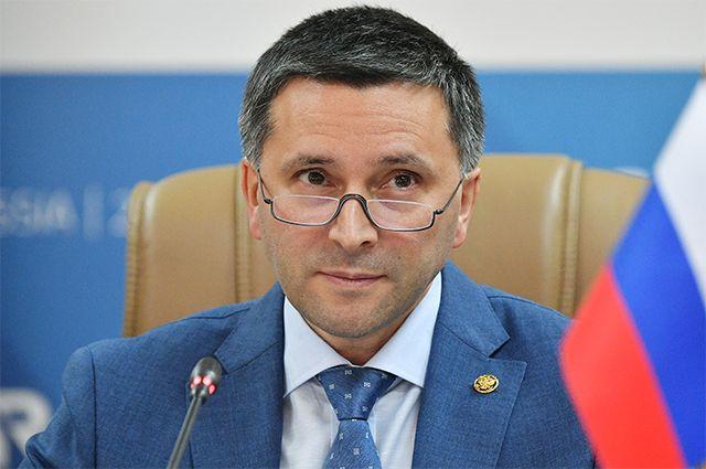 Экс-министр природных ресурсов и экологии РФ Дмитрий Кобылкин.