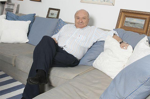 «Стареть нужно дома», – как-то заметил Михаил Жванецкий.