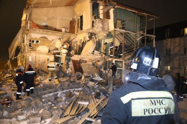 На ул. Кандагарской погибли 2 человека, более 20 семей остались без квартир.