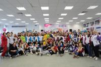Волонтеры Югры на слете