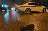 ДТП со смертельным исходом произошло вечером в Октябрьском районе Новосибирска. В результате аварии погиб 58-летний пешеход.