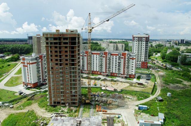 У каждого сотого жителя Новосибирской области есть ипотека.