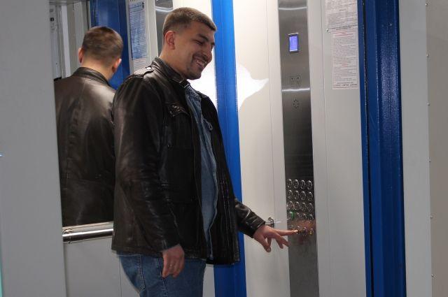 Новые лифты отвечают всем современным требованиям безопасности и защиты от вандалов.