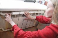 Тепло и воду в роддоме и жилых домах включат следующей ночью.