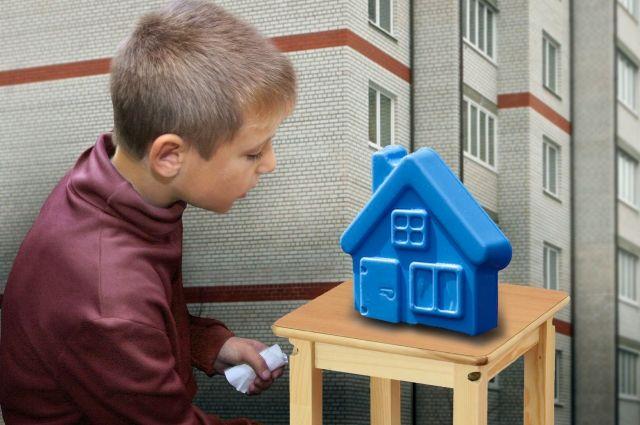 Мечта многих сирот о получении положенных им квартир не сбывается по несколько лет.