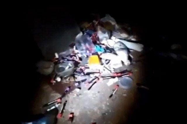 Склад опасных медотходов в Уфе ночью начали перевозить в Максимовку