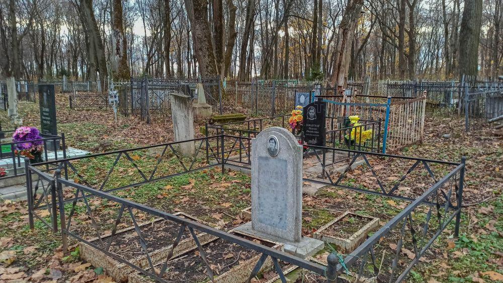 Всехсвятское кладбище