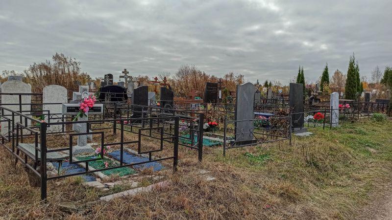 Городское кладбище 3