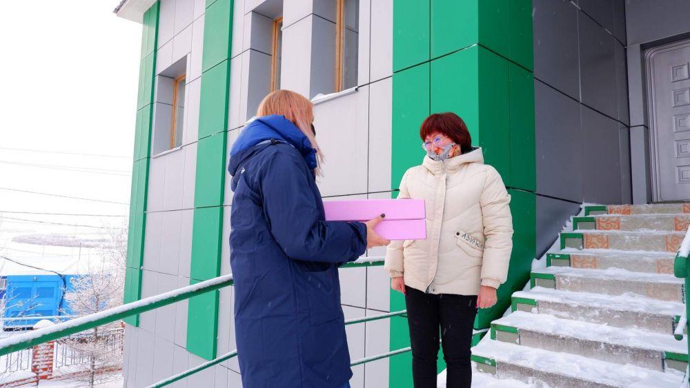 Оксана Беседина и Танзиля Ахметжанова