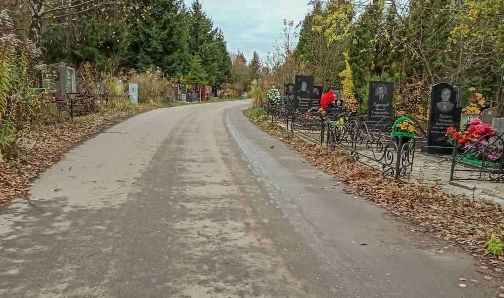 Городское кладбище  1