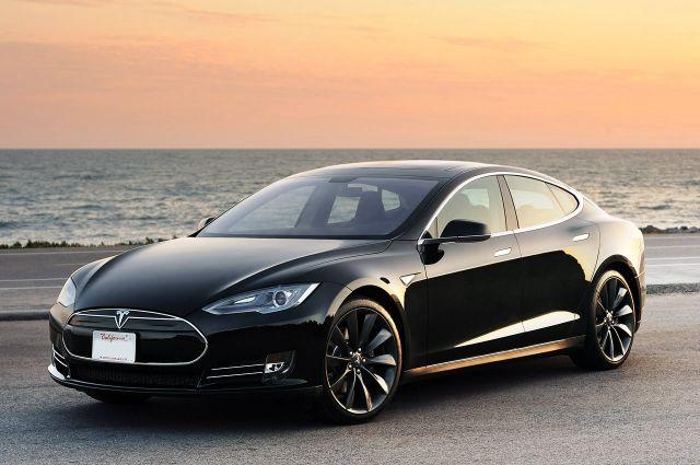 В октябре спрос на электромобили упал на 15 процентов