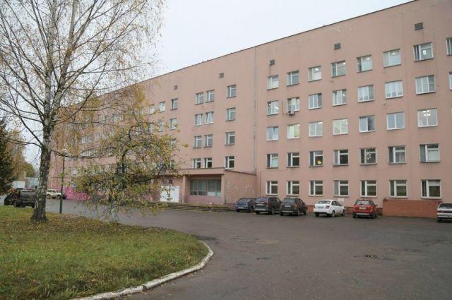 Медико-санитарная часть № 135 обслуживает всех жителей Десногорска.