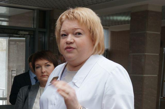 Министр Пермского края Оксана Мелехова дала первое интервью после выхода с больничного.