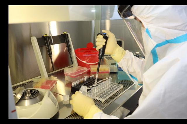 В Шурышкарском районе открылась новая COVID-лаборатория