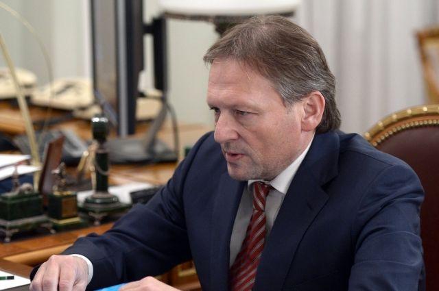Борис Титов отреагировал на жалобу организаторов зрелищных  мероприятий.