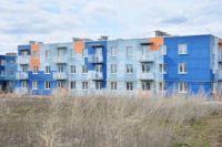 Микрорайон в Лобаново начали возводить в 2013 г.