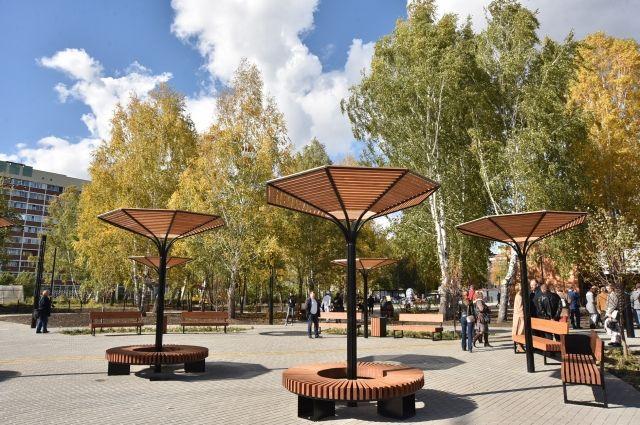 Сквер в Кировском районе впишут в концепцию Затулинского дисперсного парка.