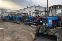 Состояние автопарка снегоуборочной техники грозит оставить Южный округ Оренбурга один на один с сугробами этой зимой.