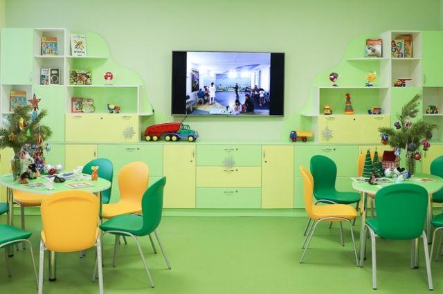 В больнице обновят отделения, где лежат маленькие дети.